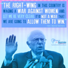 Bernie-Women8