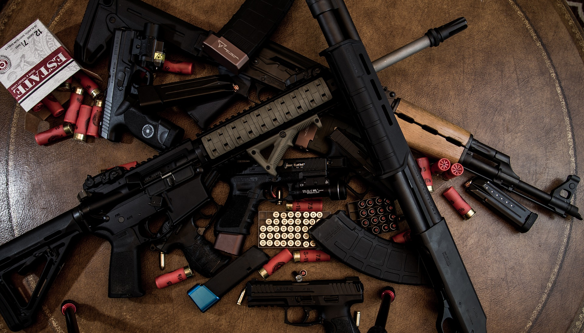 Let's get real about military-style assault rifles in the hands of the public